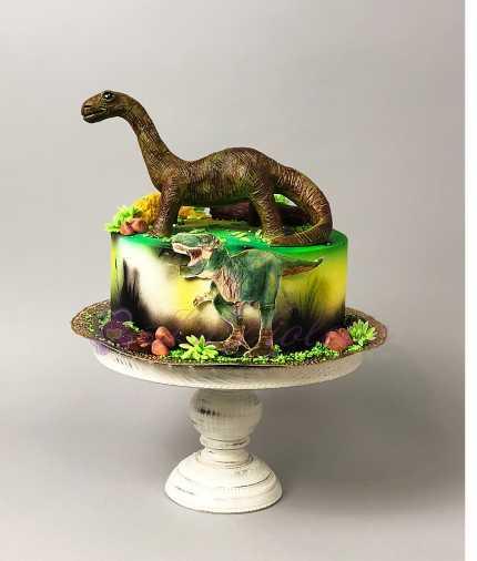 Торт Динозавр №184