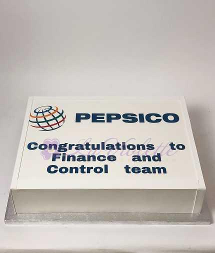 Торт Pepsico №138