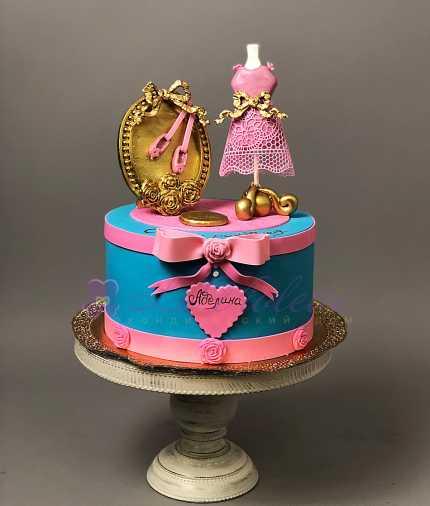 Торт для леди №357