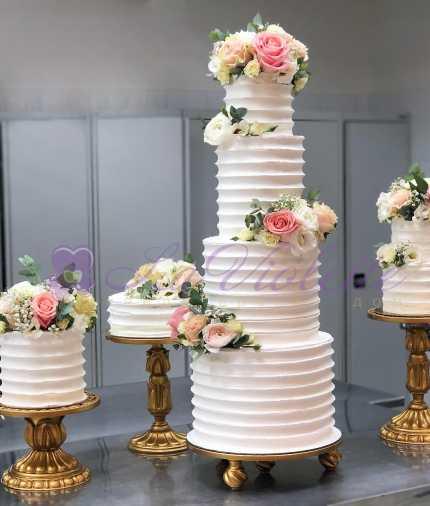 Свадебный торт №871