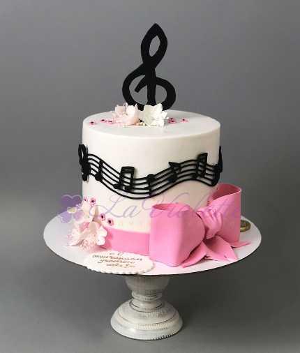 Торт для музыканта №578