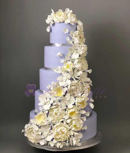 Свадебный торт №652