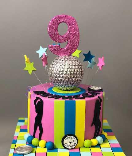 Торт Disco №737