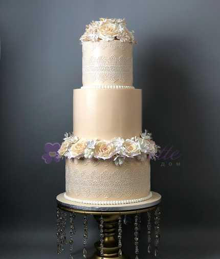 Свадебный торт №765
