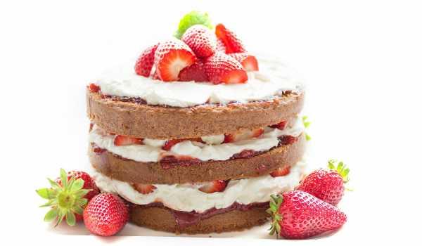 История происхождения торта и его появление в России - La Violette