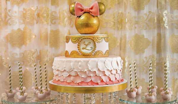 Популярные виды красивых детских тортов - La Violette