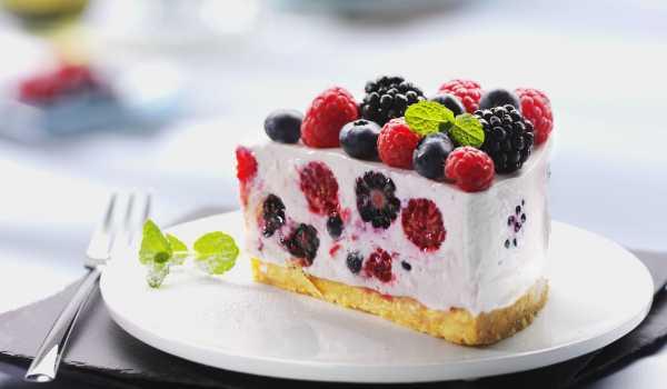 Как правильно рассчитать вес готового торта - La Violette