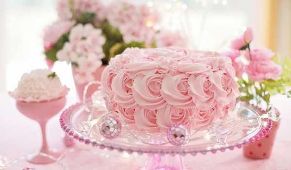 Основные виды кремов для украшения торта - La Violette