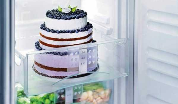 Какой срок хранения торта и при какой температуре - La Violette