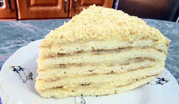 Чем отличается торт от пирога - La Violette