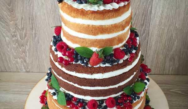 Как правильно собирать торт в домашних условиях - La Violette