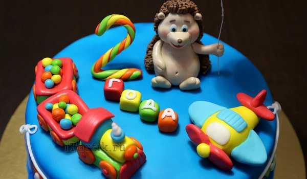 Какой торт подарить ребенку на день рождения - La Violette