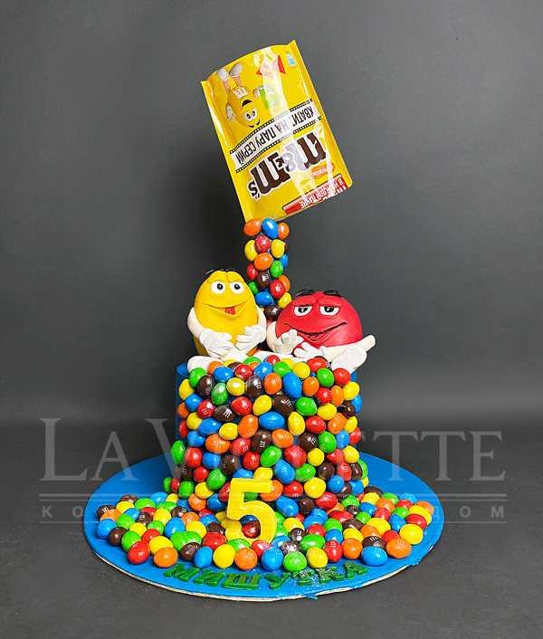 "торт ""M&M's"" №1141"