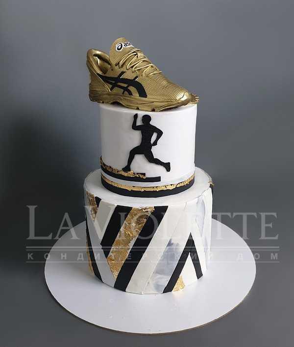 Торт для бегуна №1203