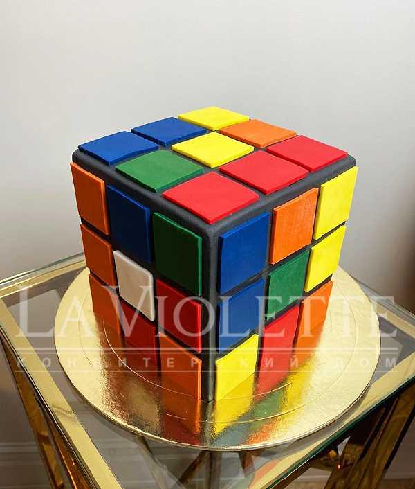 Торт Кубик Рубика №1205