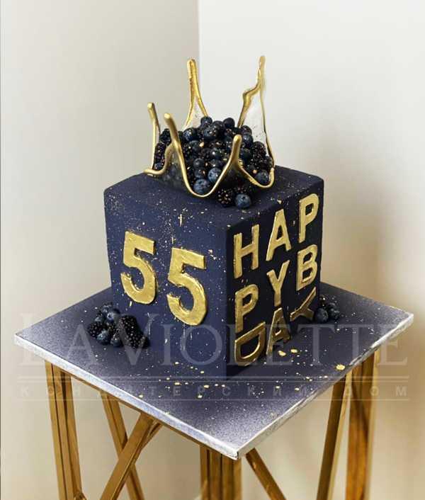 Торт на день рождения №1266