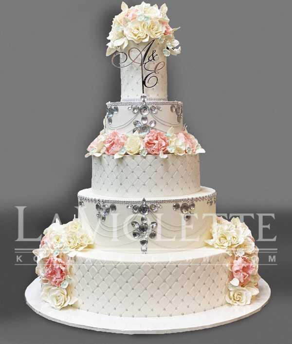 Торт Свадебный №1157