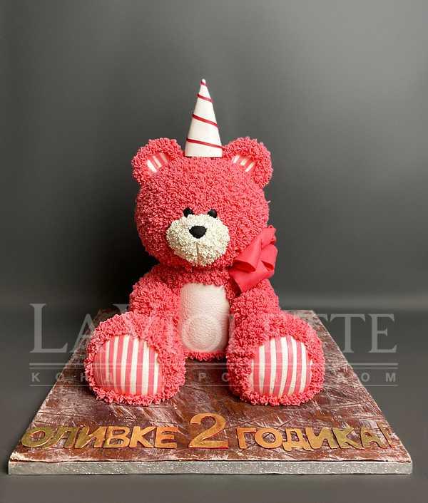 Торт Мишка №1184