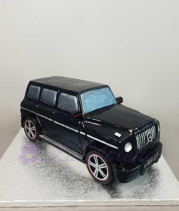 Торт Машина №1009