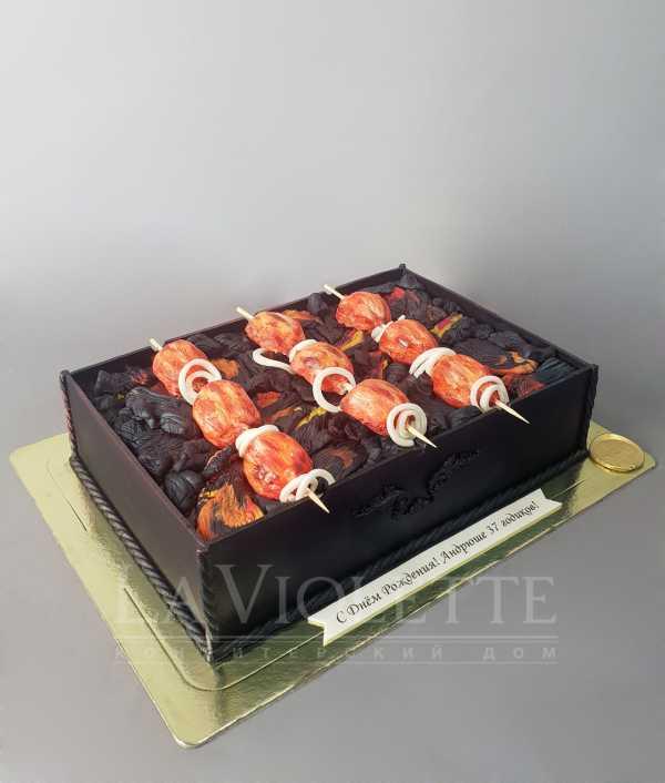 Торт Мангал №1018