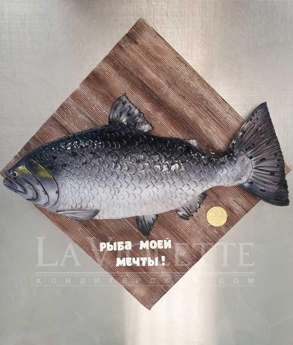 Торт Рыба №1022
