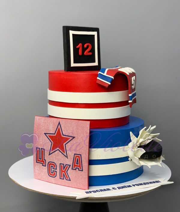 """Торт """"Хоккей"""" №1029"""