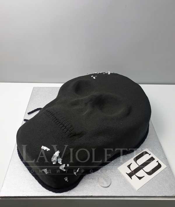 Торт Череп №1034