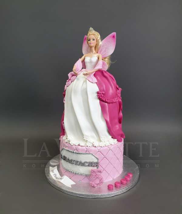 Торт Кукла №1047