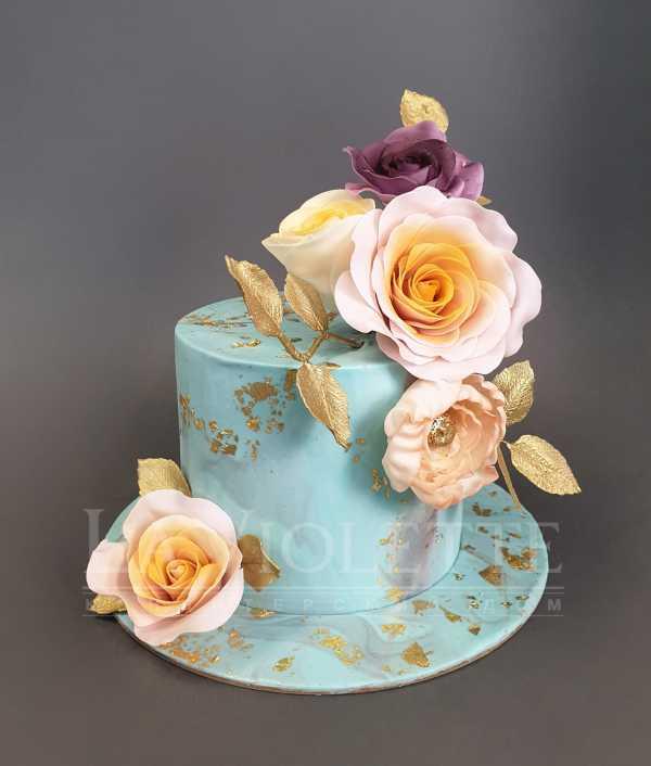Торт мраморный №1056