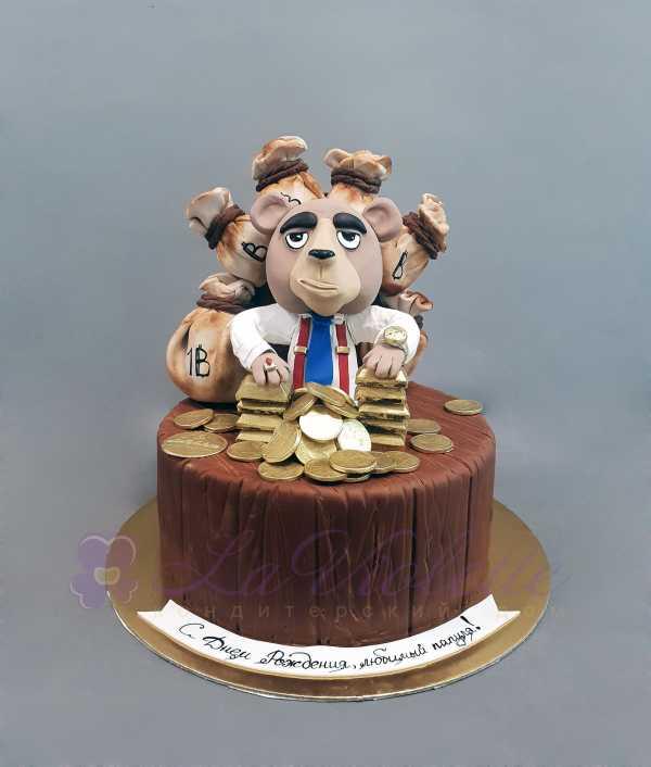 Денежный торт №1057