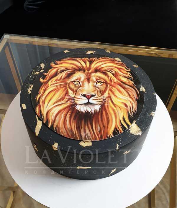 Торт Лев №1069