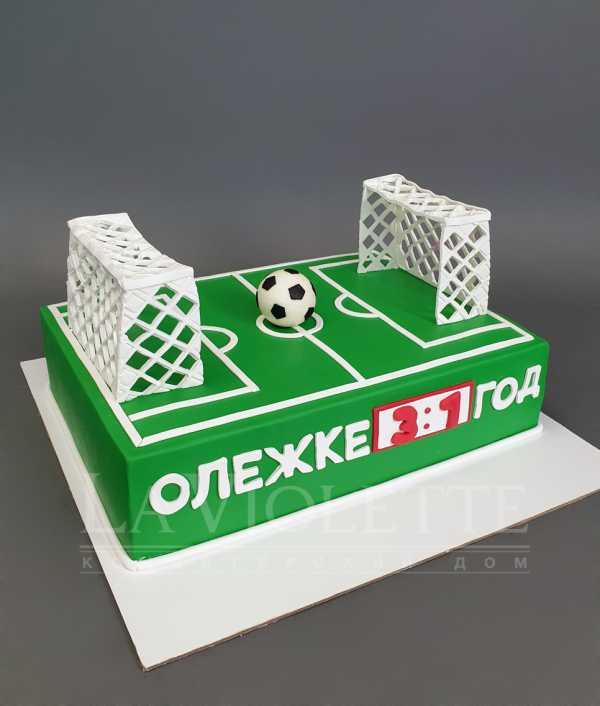 Торт Футбольное поле №1083