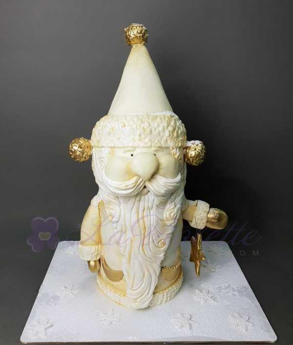Торт Дед Мороз №1084