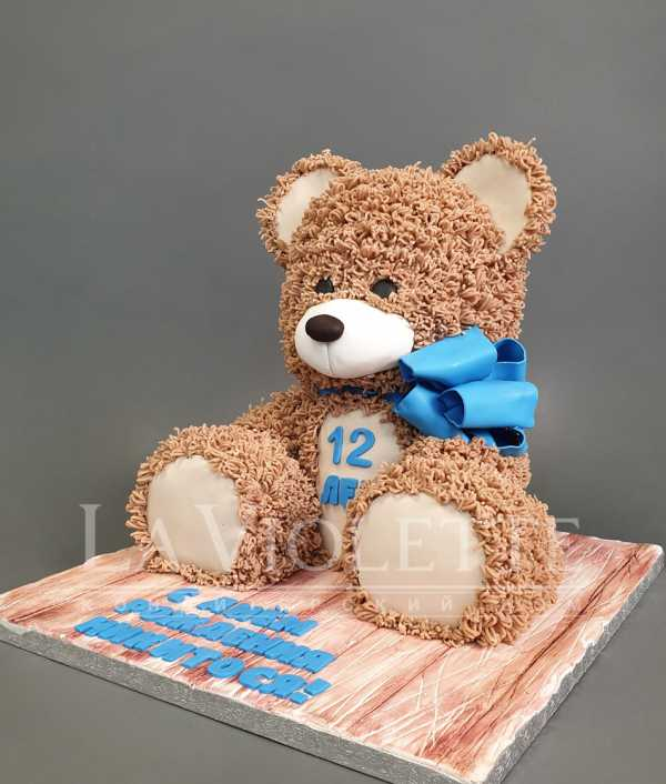 Торт Мишка №1089