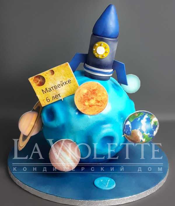 Торт Космос №1218