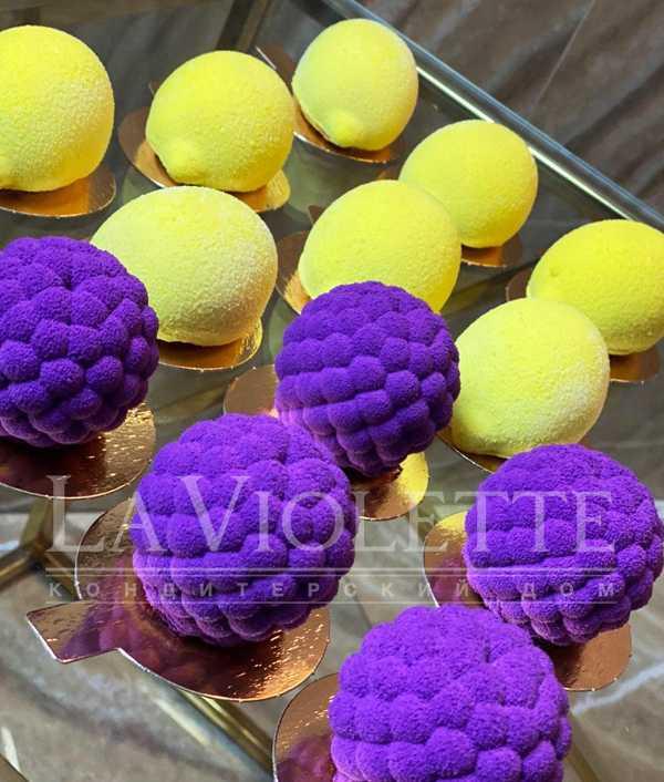 Муссовые десерты  №1222
