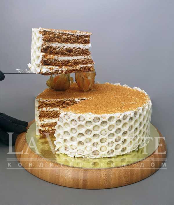 Торт Медовый №1227