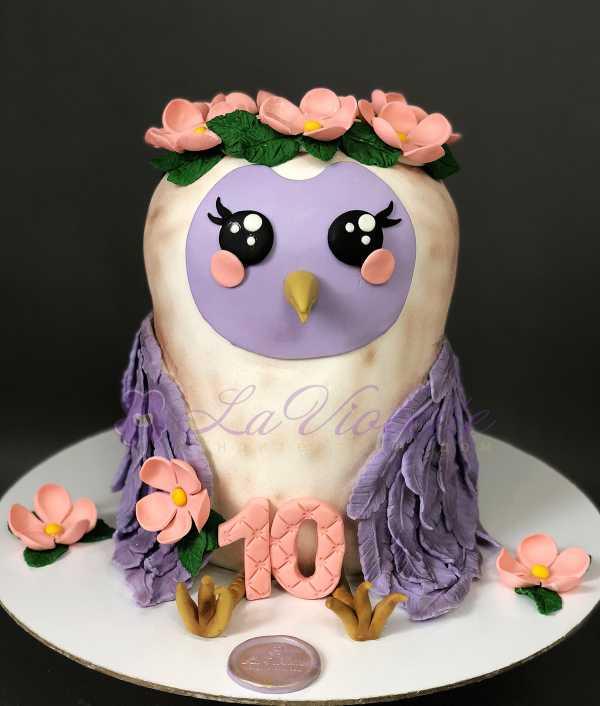 Торт Сова №163