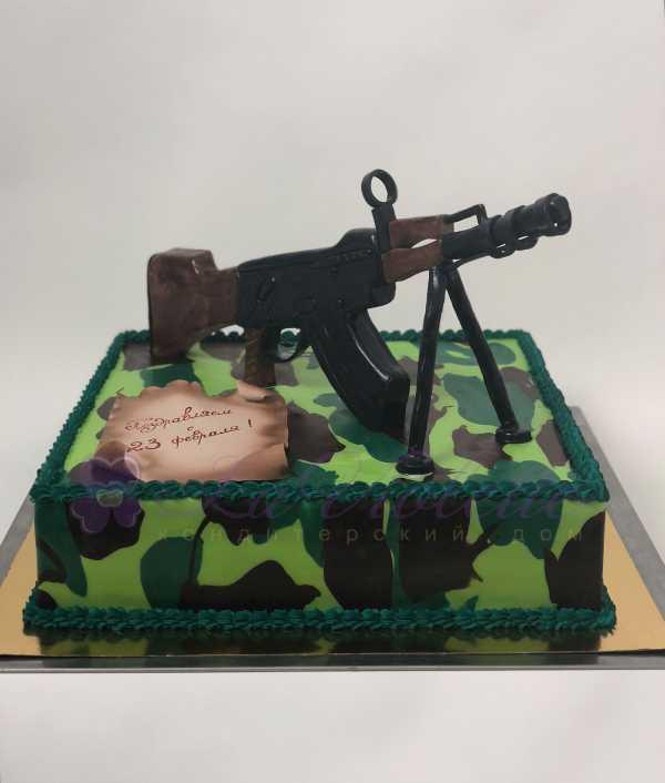 Торт военный №133
