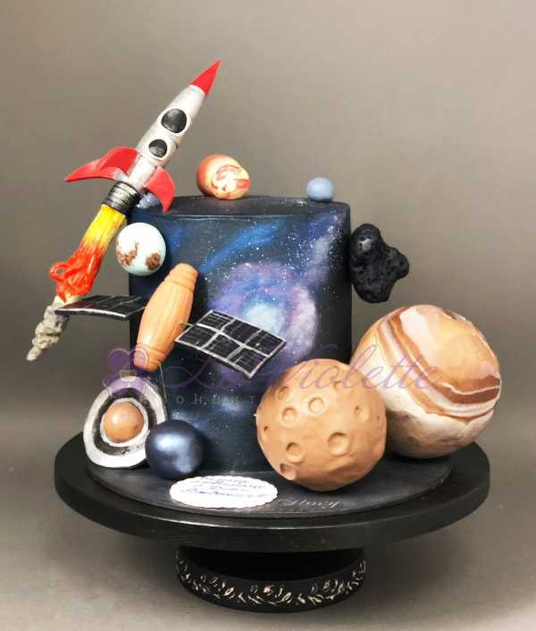 Торт Космос №182
