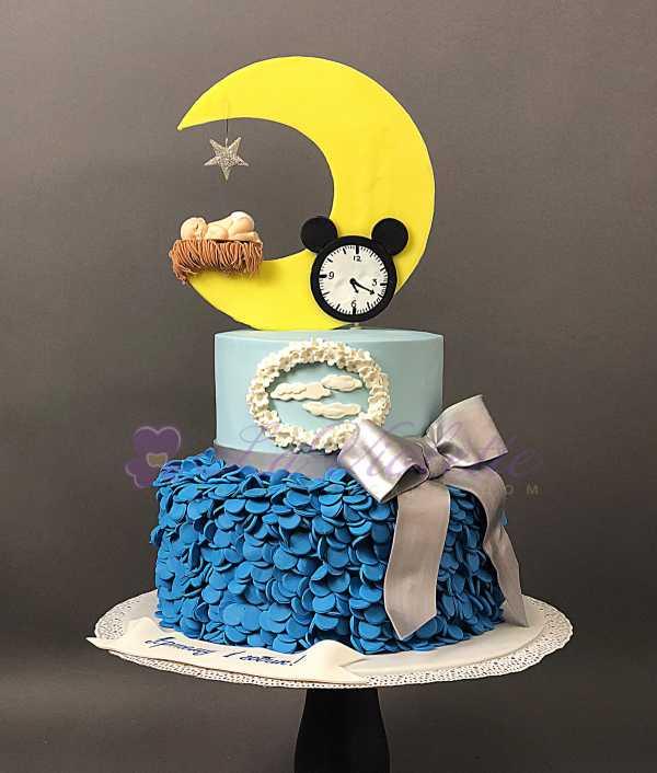 Торт с малышом №172