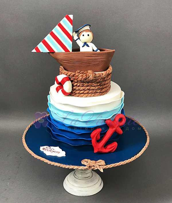 Торт Моряк №173