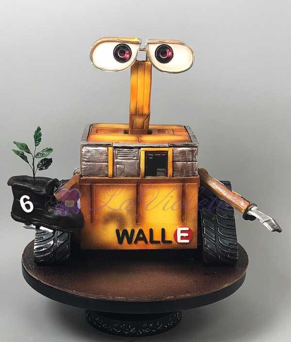Торт робот Валли №274