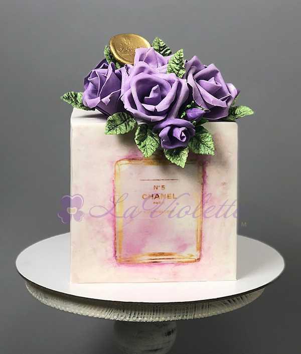 """Торт духи """"Шанель"""" №279"""