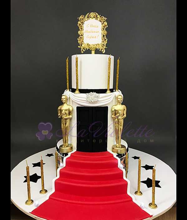 Торт Оскар №208