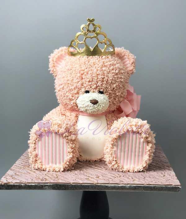 Торт плюшевый мишка №358