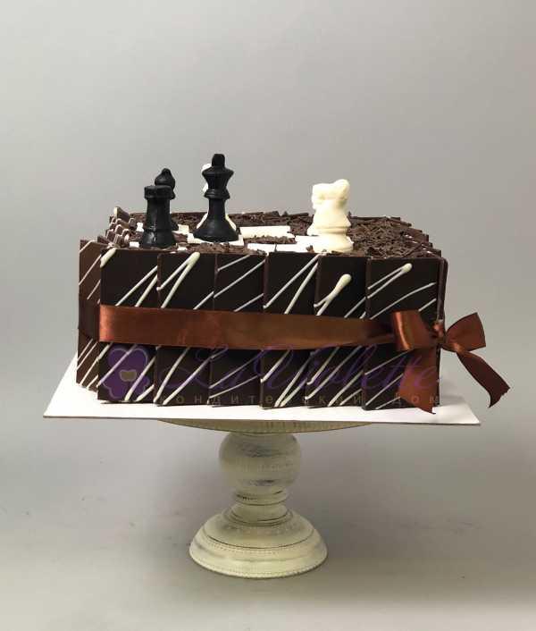 Торт Шахматы №360