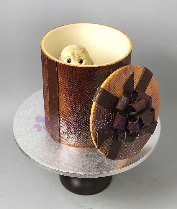 Торт с собакой №366