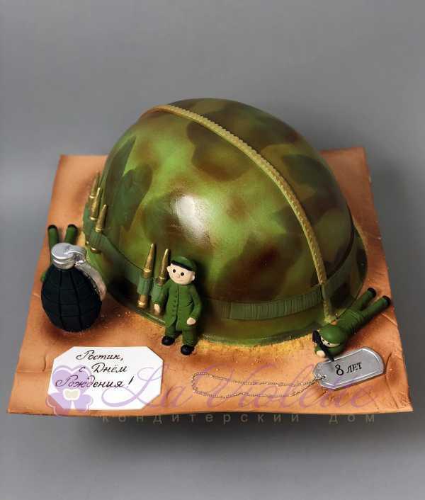 Торт Каска № 378
