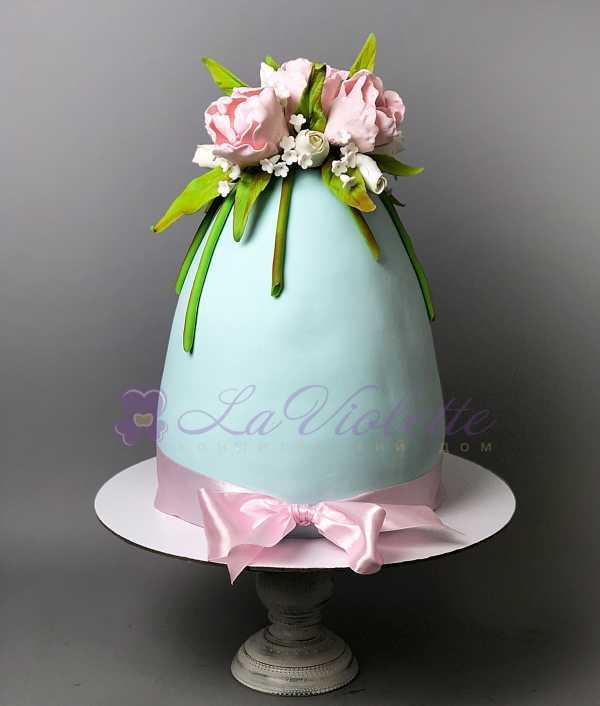 Торт Яйцо №425